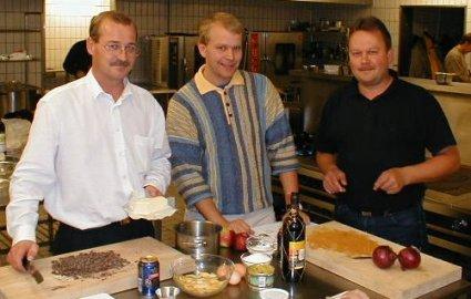 Hold 2: Jørgen, Ole, Jesper