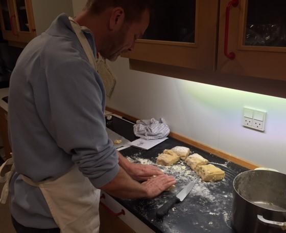 Italienske Biscotti