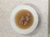 Italiensk suppe med kødboller