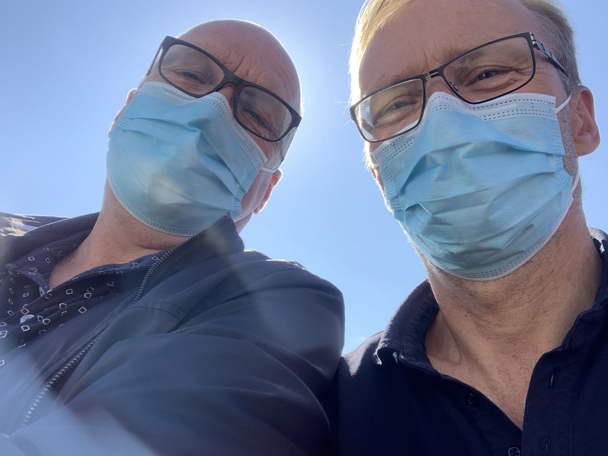 Sejltur med MS Helge på Svendborg Sund
