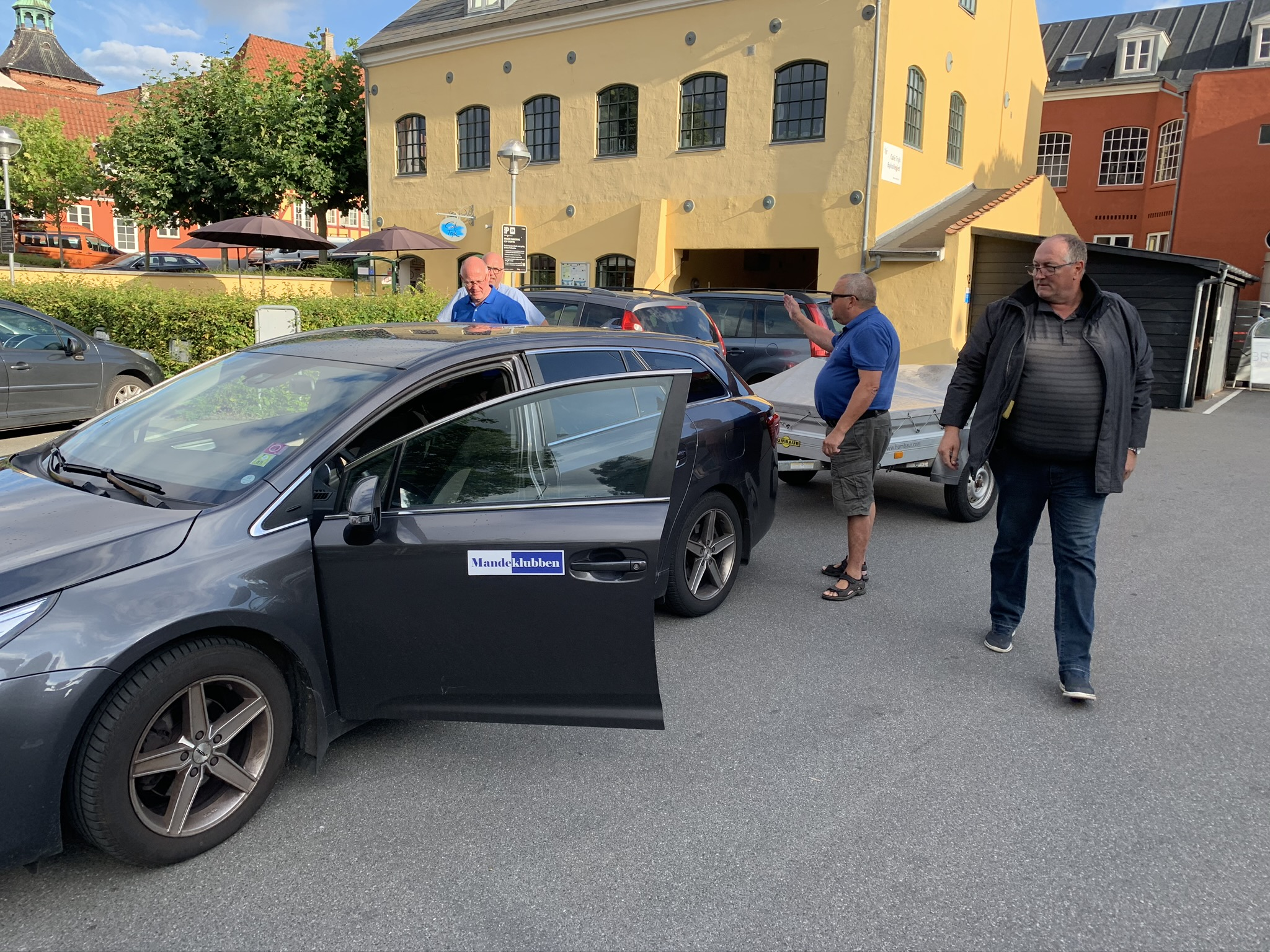 Opbrud Svendborg