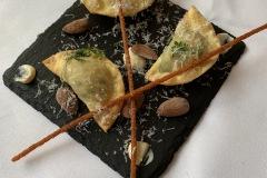 Fremragende menu på Thudes Restaurant & Vinbar